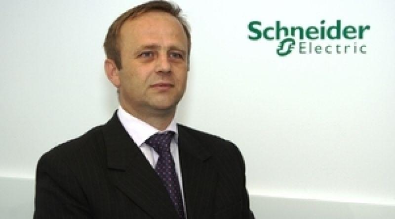 Petre Butu, Vicepreședinte Schneider Electric România