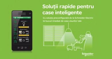 Solutie KNX pentru Case Inteligente