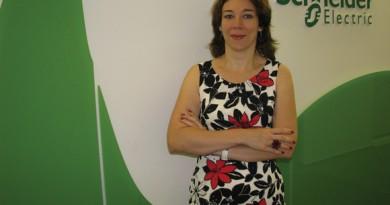 Mirela Danciu- Vicepresedinte IT Business Schneider Electric Romania
