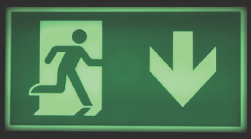 Indicator luminos urgenta
