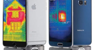 smart phone cu Flir One