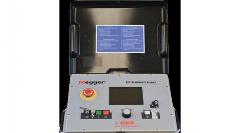 Megger - echipamente detectie defecte cable