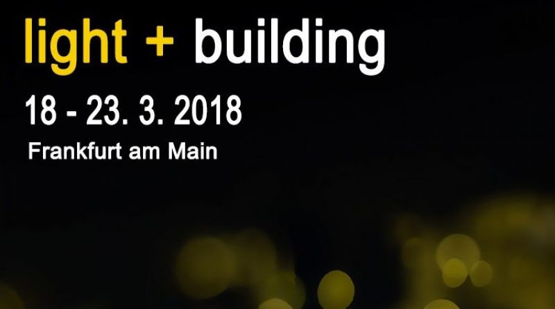 LIGHT +BUILDING 2018 se extinde in domeniul securitatii cladirilor