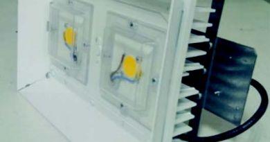 Dr.Ing. Stelian Matei, Electromagnetica prezinta: Radiatoare cu compoziți polimerici în aplicații de iluminat cu LED-uri
