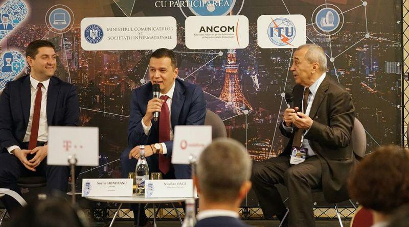 La ZCOM 2018,  MCSI și ANCOM au vorbit la Ziua Comunicațiilor 2018 despre strategia naţională 5G