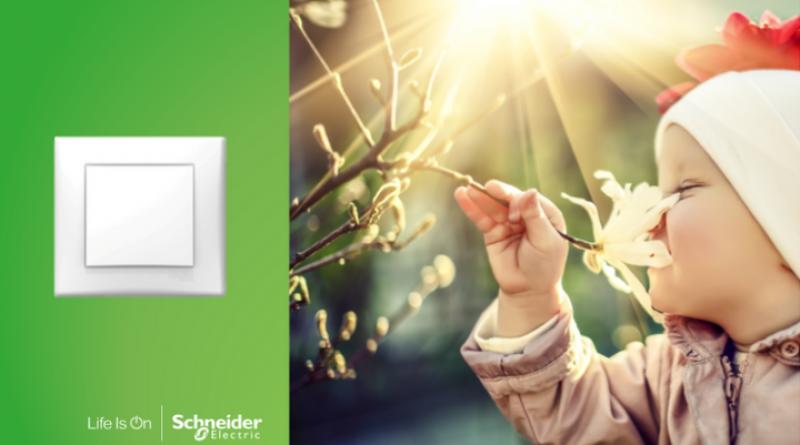Gama Sedna de la Schneider Electric oferă posibilitatea unei mai bune gestionări a consumului de energie
