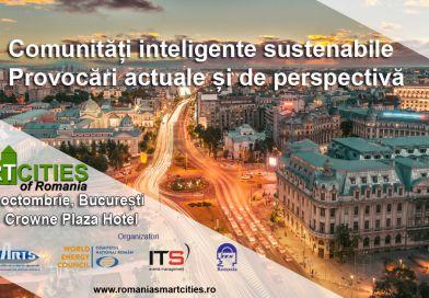 """15 proiecte deja înscrise la Premiile """"Smart Cities of Romania Champions"""""""