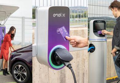 Enel X România va construi circa 2.500 de puncte de încărcare electrică în următorii 5 ani