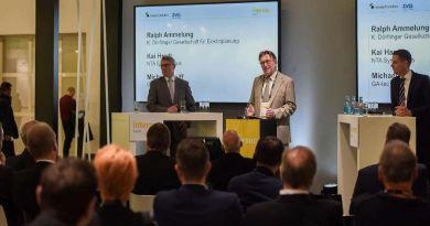Intersec Forum 2019-Clădirile interconectate și Tehnica de Securitate la ISH