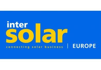 INTERSOLAR 2019 – TEHNOLOGIILE DE PRODUCȚIE ȘI  DEZVOLTAREA ENERGIEI SOLARE ȘI  A STOCĂRII