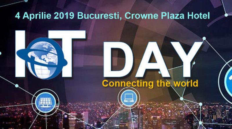 ITS EVENTS 2019:  Ziua Comunicațiilor, IoT Day, Smart Cities of Romania