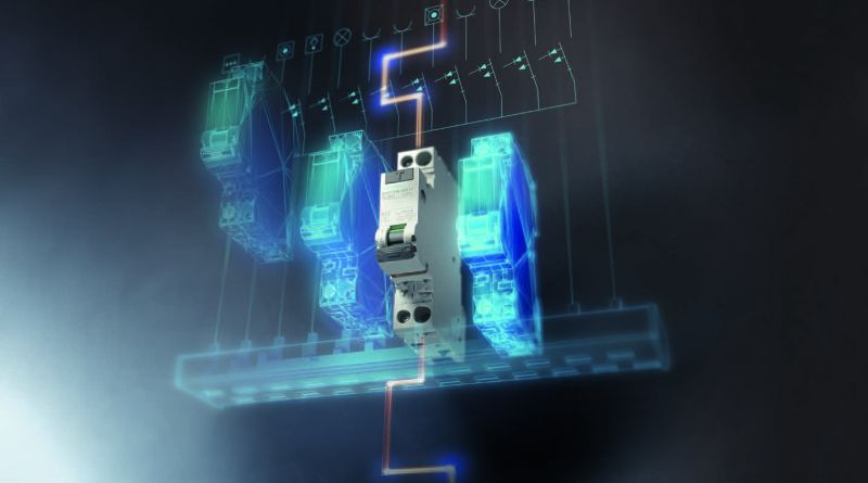 SIEMENS: Noile întrerupătoare diferențiale cu protecție la suprasarcină, salvează până la 50% din spațiu în tablourile electrice de distribuție