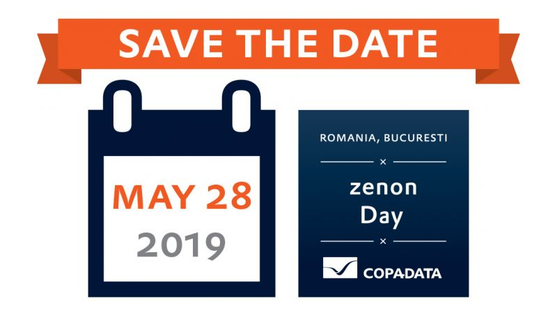 Kreatron Automation: Invitatie zenon Day Romania, 28 mai Bucuresti