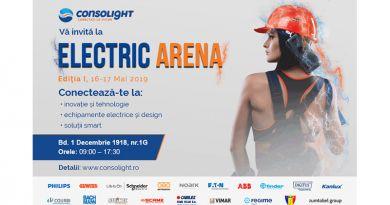 Eaton, Partener Platinum la Electric Arena!