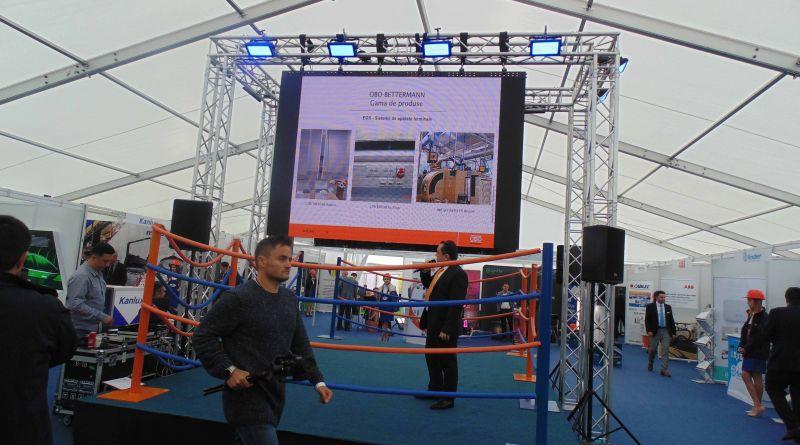 Consolight Electric Arena: clienții în dialog cu furnizorii