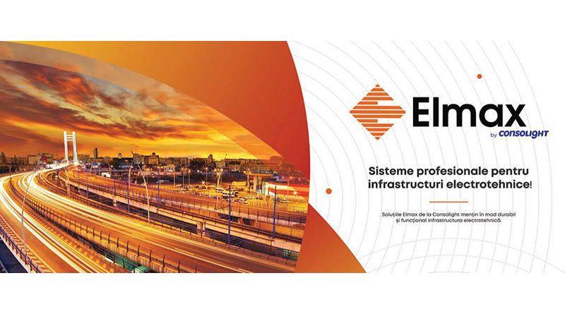 Elmax, prima alegere pentru sistemele electrotehnice și IT!
