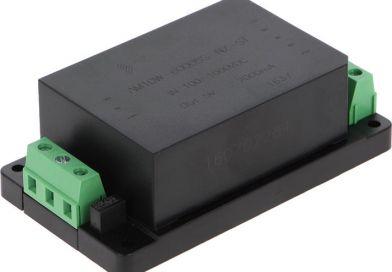 TME: Convertoare DC-DC revoluționare AIMTEC, cu domeniu larg al tensiunii de intrare pentru diferite aplicații electrice
