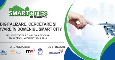 SMART CITIES OF ROMANIA
