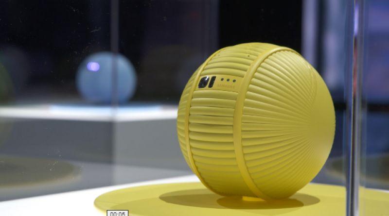 La CES 2020, Samsung a lansat Ballie, un asistent personalizat, care te înțelege și te sprijină