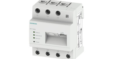 Sistem de măsurare multicanal a energiei electrice SENTRON 7KT PAC1200
