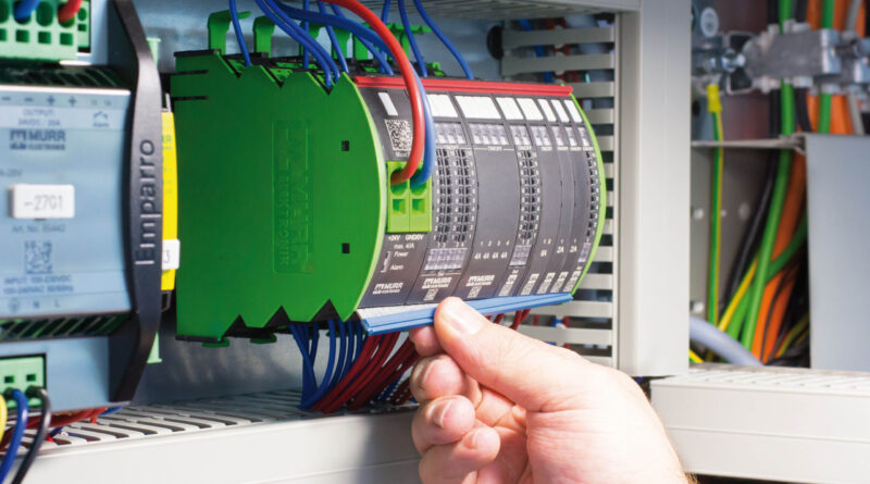 Murrelektronik prezintă: Mico Pro, un sistem perfect pentru monitorizarea energiei electrice
