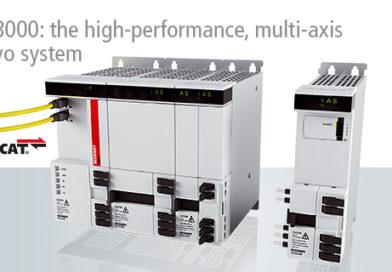 AX8000: Sistem servo multi-axe, de înaltă performanță suportă tehnologia de supraeșantionare
