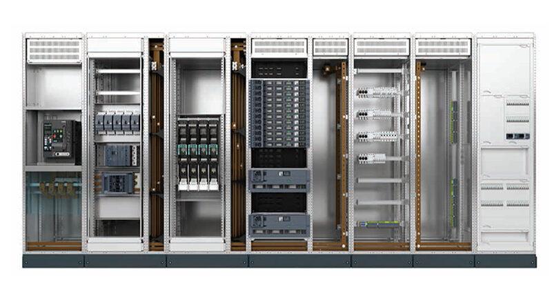 Tablouri electrice de distribuție de joasă tensiune SIVACON S4