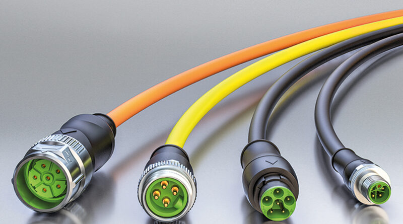 Conectorii cu ștecher de mare putere de la Murrelektronik