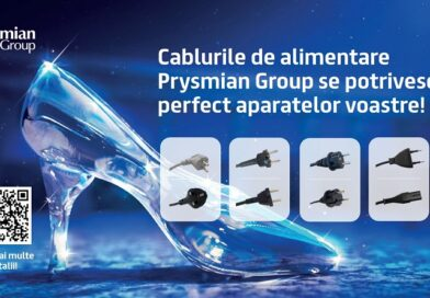 Cabluri de alimentare pentru electrocasnice marca Prysmian