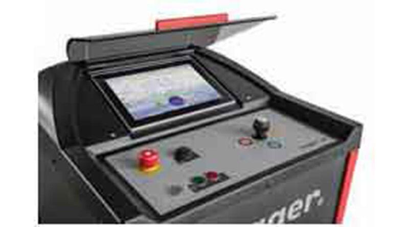 MEGGER STX40-2000, campion la categoria ușoară cu o lovitură de categorie supergrea