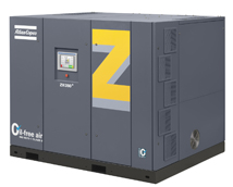 foto compresor ZH 350+ inchis