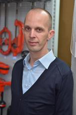 foto Camil Aliman, Area Manager Regional Romania si Ungaria al Rigde Tool