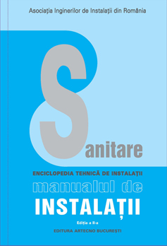 Coperta Instalatii Sanitare - Manualul de Instalatii pentru Constructii ed. II