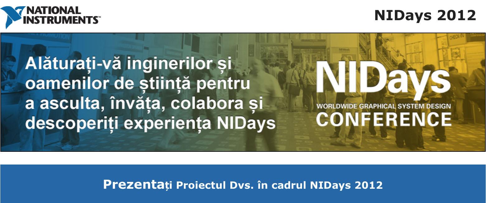 Foto NIDays 2012
