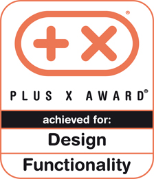 Plus X Award - Design si Functionalitate