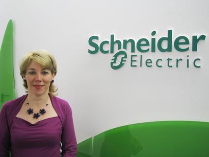 Mirela Danciu, Vicepreședinte IT Business Schneider Electric România