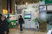 Stand Schneider Electric la IEAS 2012