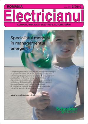 revista Electricianul nr.3/2010