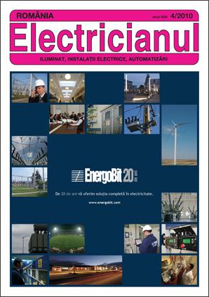 revista Electricianul nr.4/2010