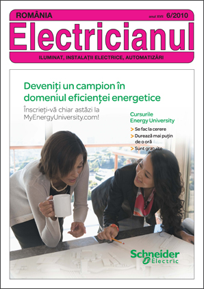 revista Electricianul nr.6/2010
