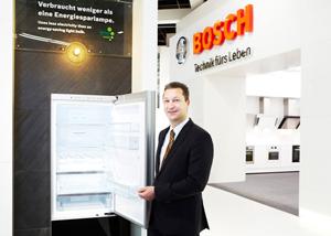Harald Friedrich, CEO al companiei Bosch Electrocasnice