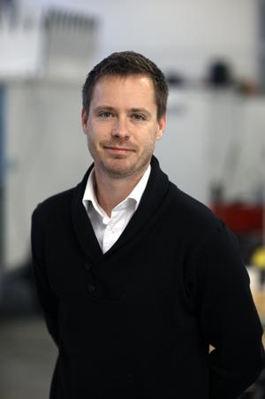 Pelle Hurtig, directorul general al AQSystem Suedia
