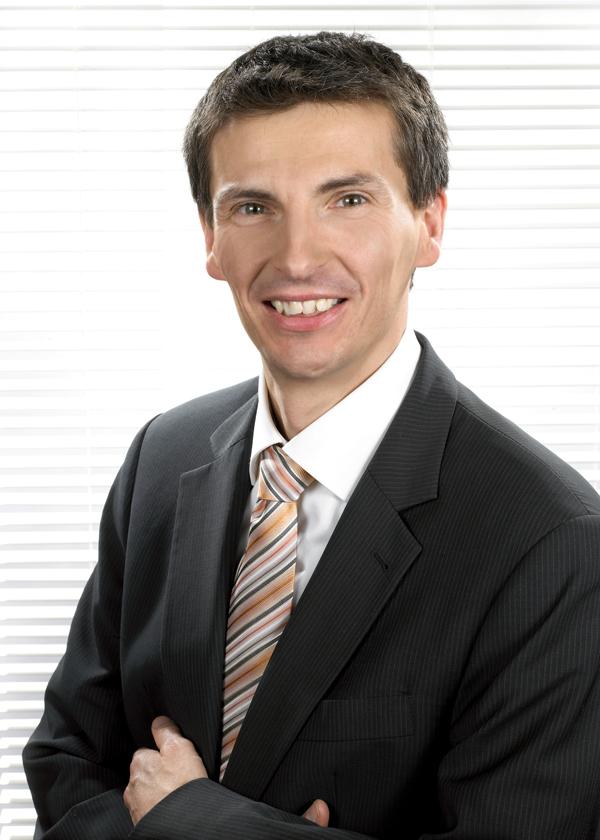 Günter Idinger, Vicepreședintele Diviziei Electrice a Departamentului de Vânzări din Europa Centrală și Rusia
