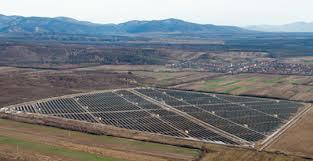 Parc fotovoltaic Sebis