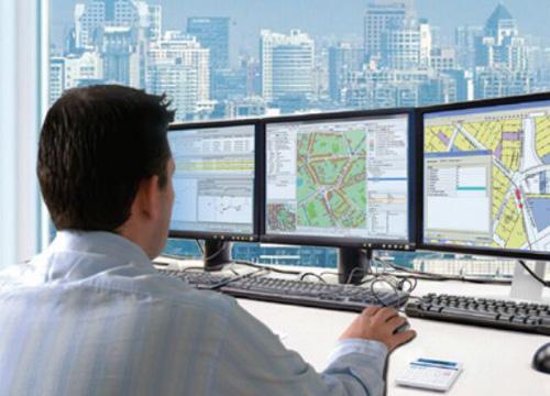 Utilizarea platformelor de harti de catre companiile de utilitati
