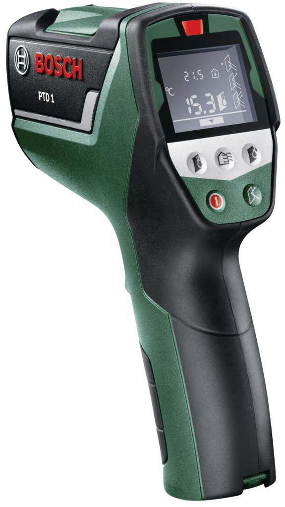 termodetector PTD 1 de la Bosch