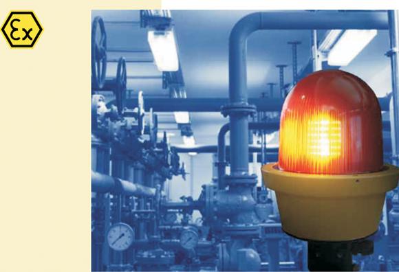 folosirea LED-urilor in medii cu pericol de explozie