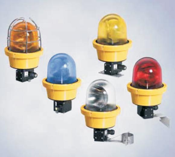 Lampa de semnalizare tip 6162 în carcasa cu protectie Ex d