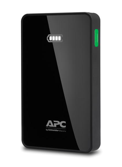 APC Mobile Power Pack - M5BK front left