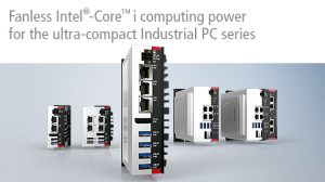 FANLESS INTEL-CORE INDUSTRIAL PC